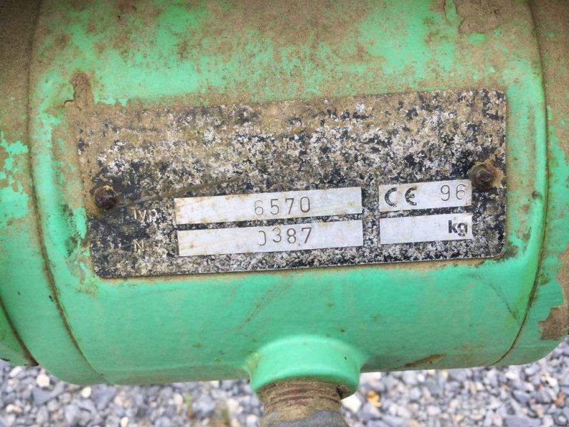 Kreiselheuer типа Deutz-Fahr KH 3.52, Gebrauchtmaschine в HAUTEVILLE LA GUICHA (Фотография 5)