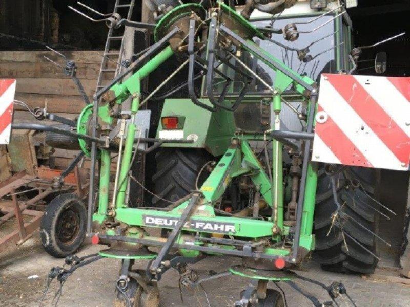 Kreiselheuer типа Deutz-Fahr KH 3.64 Hydro Super, Gebrauchtmaschine в Cham (Фотография 1)