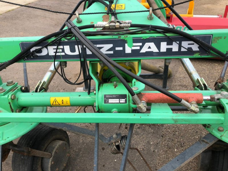 Kreiselheuer типа Deutz-Fahr KH 3.76 Hydro Super, Gebrauchtmaschine в Bühl (Фотография 6)