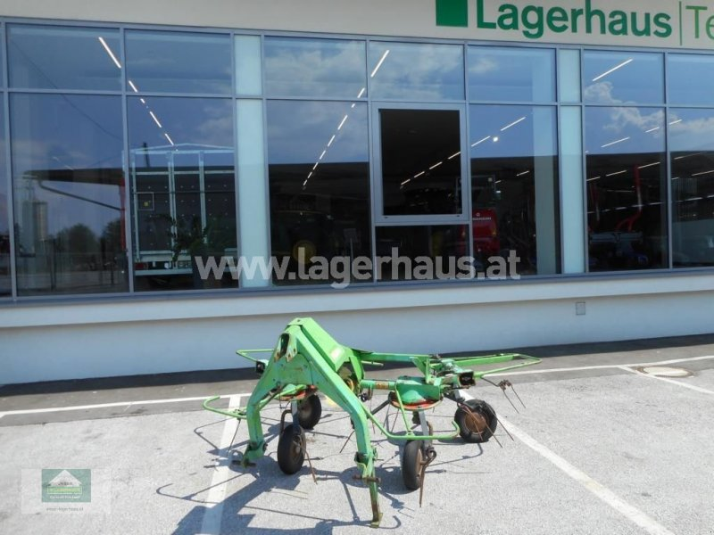 Kreiselheuer des Typs Deutz-Fahr KH 400, Gebrauchtmaschine in Klagenfurt (Bild 1)