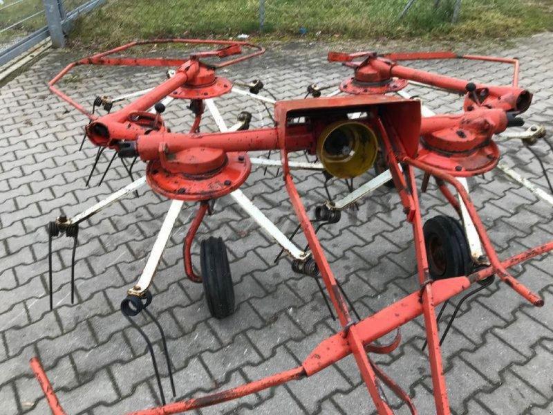 Kreiselheuer des Typs Deutz-Fahr KH 450, Gebrauchtmaschine in Moos-Langenisarhofen (Bild 8)