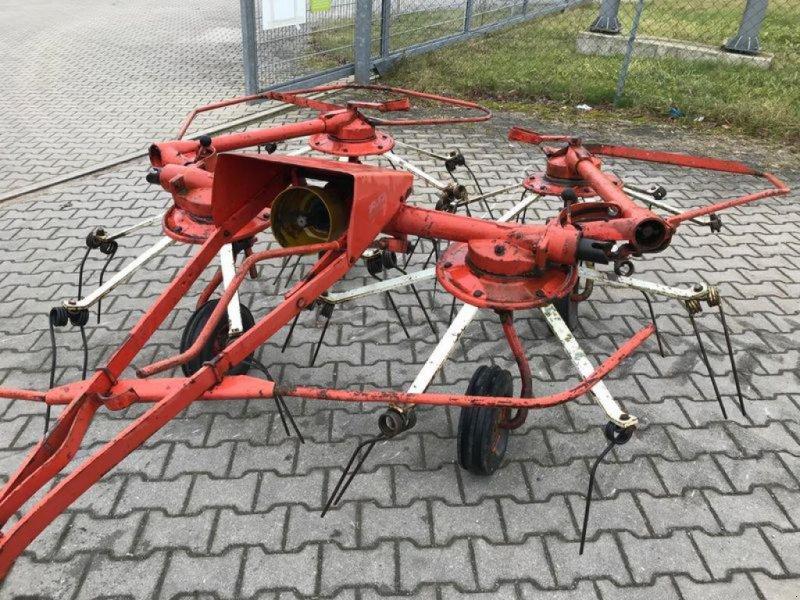 Kreiselheuer des Typs Deutz-Fahr KH 450, Gebrauchtmaschine in Moos-Langenisarhofen (Bild 6)