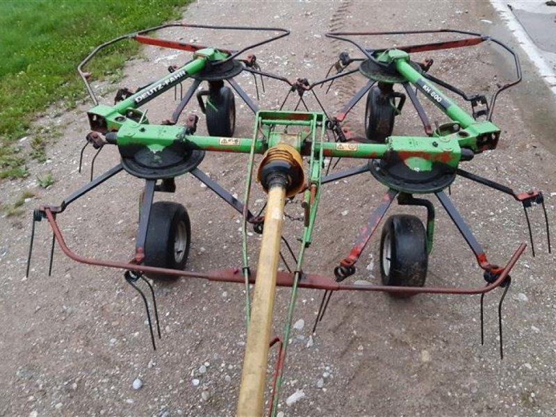 Kreiselheuer des Typs Deutz-Fahr KH 500, Gebrauchtmaschine in Suedbayern (Bild 2)