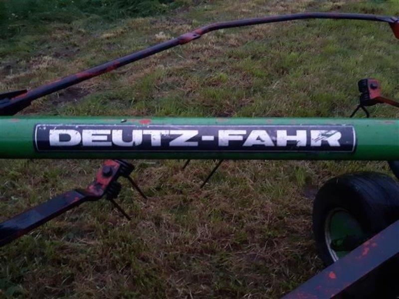 Kreiselheuer des Typs Deutz-Fahr KH 500, Gebrauchtmaschine in Suedbayern (Bild 7)
