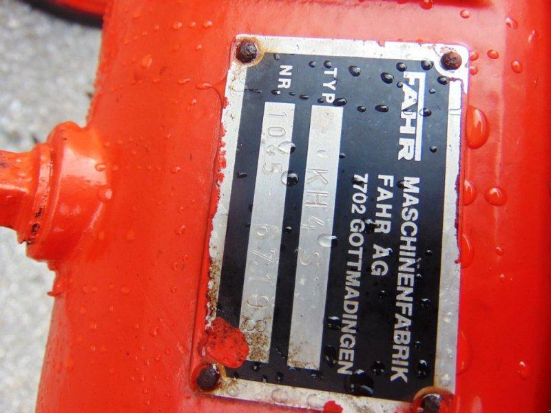 Kreiselheuer типа Fahr KH 4S, Gebrauchtmaschine в Neukirchen am Walde  (Фотография 4)