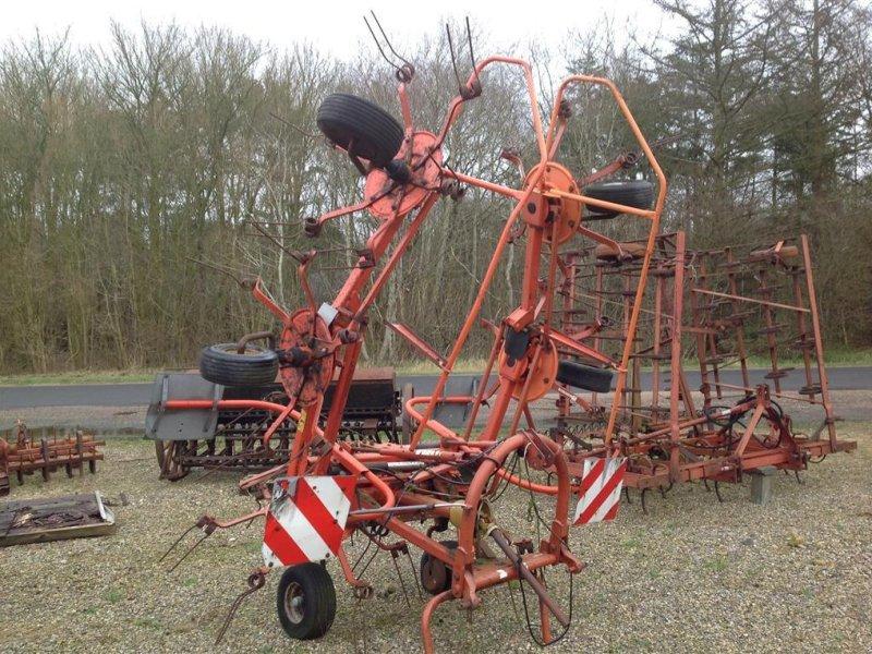 Kreiselheuer des Typs Fella 680 D Hydro, Gebrauchtmaschine in Toftlund (Bild 1)