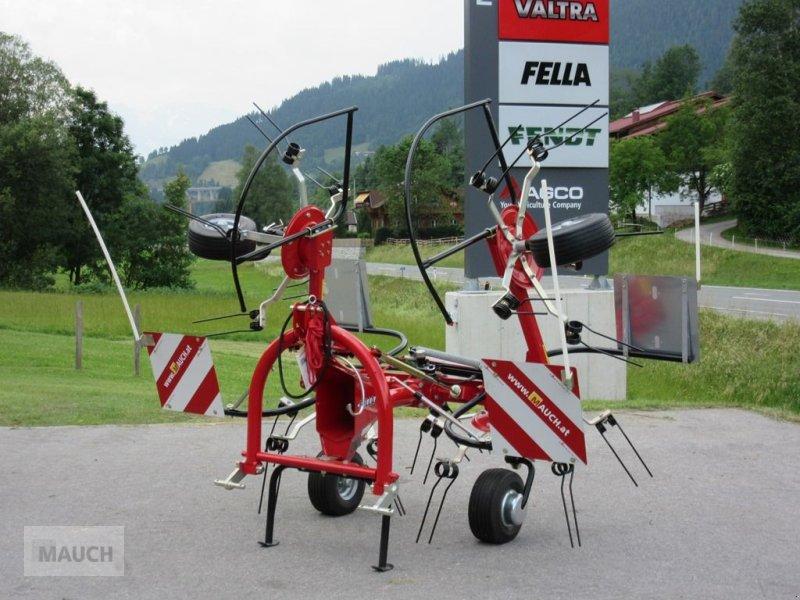Kreiselheuer des Typs Fella Heuer Sanos 401 DN, Neumaschine in Eben (Bild 1)