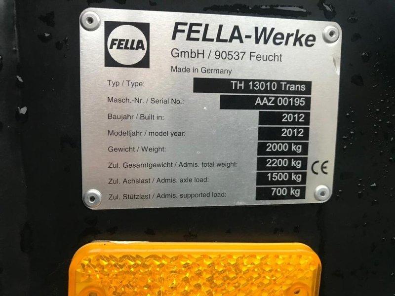 Kreiselheuer des Typs Fella TH 13010 Trans, Gebrauchtmaschine in Linsengericht-Altenhaßlau (Bild 6)