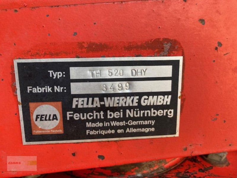 Kreiselheuer des Typs Fella TH 520, Gebrauchtmaschine in Neuenstein (Bild 5)