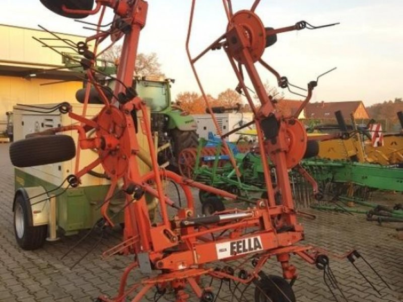 Kreiselheuer des Typs Fella TH 680 DHY, Gebrauchtmaschine in Nienburg (Bild 1)