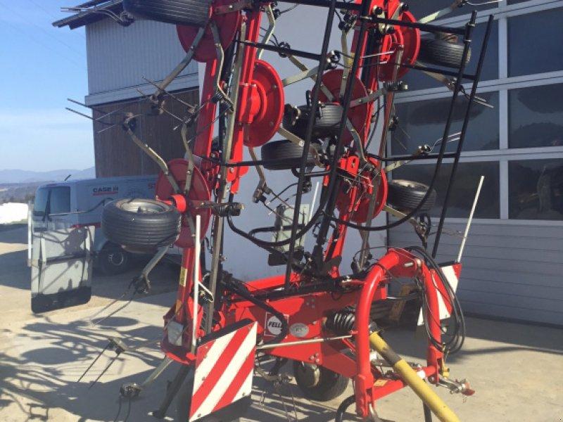 Kreiselheuer des Typs Fella TH 8608 DN, Gebrauchtmaschine in Windorf (Bild 3)