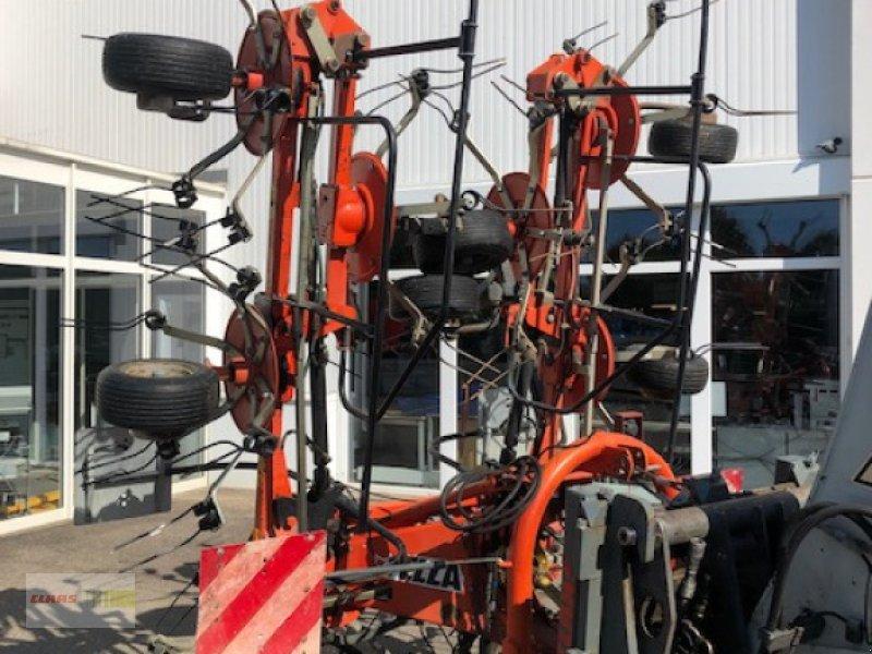 Kreiselheuer des Typs Fella TH 900 Hydro, Gebrauchtmaschine in Langenau (Bild 1)