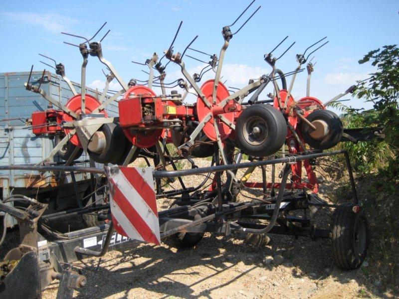 Kreiselheuer des Typs Fella TH13010, Gebrauchtmaschine in Videbæk (Bild 1)