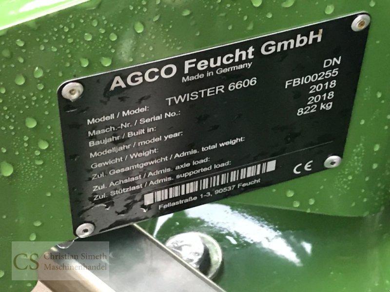 Kreiselheuer des Typs Fendt Fendt Twister 6606 DN, Gebrauchtmaschine in Arnstorf (Bild 3)