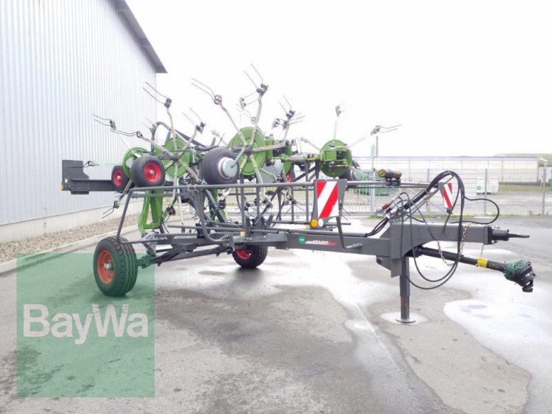 Kreiselheuer des Typs Fendt Twister 11008 T *Miete ab 288€/Tag*, Gebrauchtmaschine in Bamberg (Bild 1)