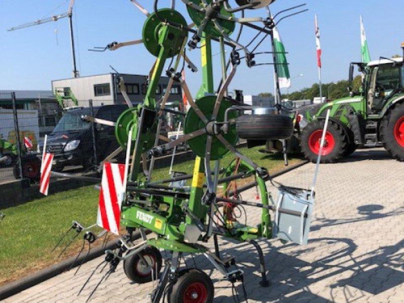 Kreiselheuer des Typs Fendt Twister 6606 DN, Neumaschine in Blankenheim (Bild 2)