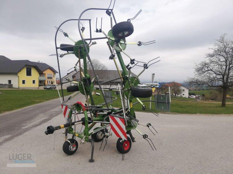 Kreiselheuer типа Fendt Twister 6606 DN, Neumaschine в Niederkappel (Фотография 1)