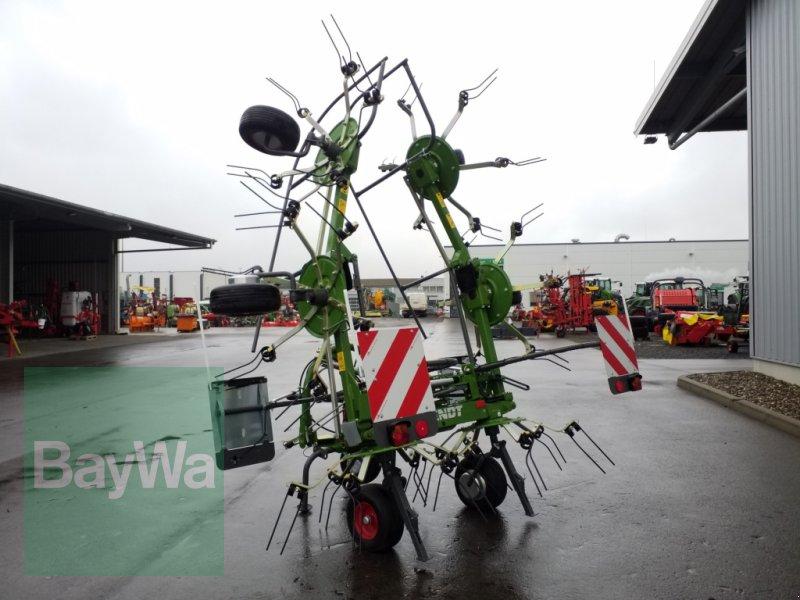 Kreiselheuer des Typs Fendt Twister 6606 DN, Gebrauchtmaschine in Bamberg (Bild 5)