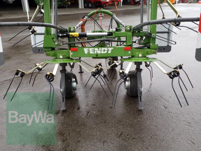 Kreiselheuer des Typs Fendt Twister 6606 DN, Gebrauchtmaschine in Bamberg (Bild 7)