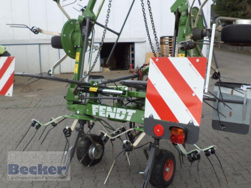 Kreiselheuer des Typs Fendt Twister 6606 DN, Gebrauchtmaschine in Weimar-Niederwalgern (Bild 1)