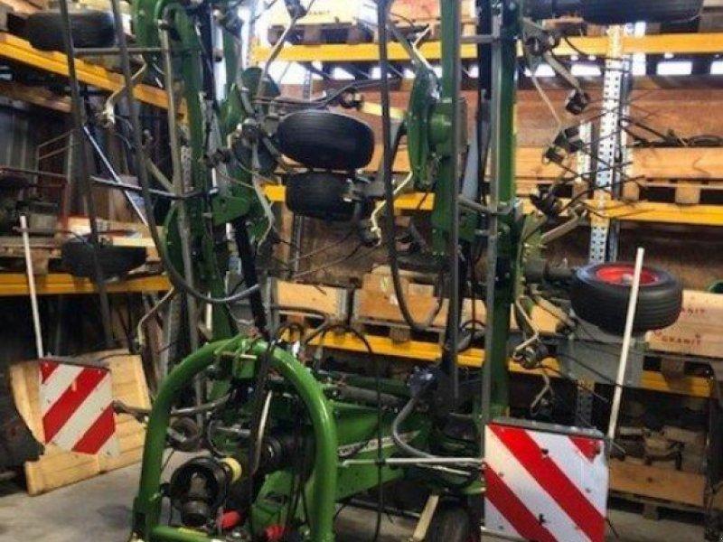 Kreiselheuer des Typs Fendt Twister 8608 DN, Gebrauchtmaschine in Wanderup (Bild 1)