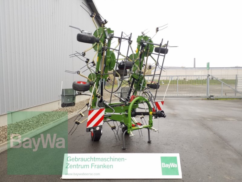 Kreiselheuer του τύπου Fendt Twister 8608DN, Gebrauchtmaschine σε Bamberg (Φωτογραφία 1)