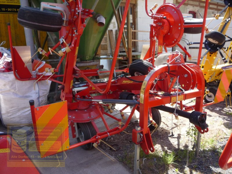 Kreiselheuer des Typs Frandent Kreiselwender GRHS 600/7 DZ, Neumaschine in Pfarrweisach (Bild 3)