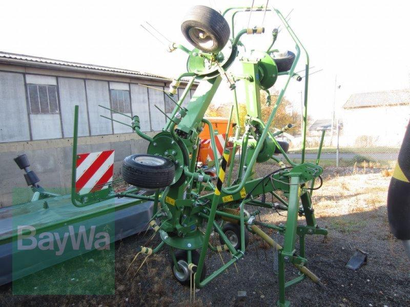 Kreiselheuer des Typs Krone KREISELZETTWENDER KW 6.02/6, Gebrauchtmaschine in Großweitzschen  (Bild 1)