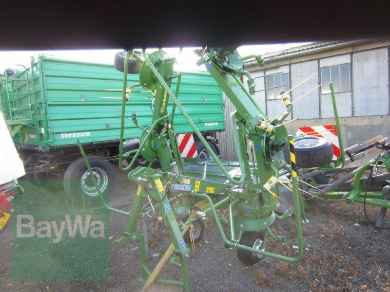 Kreiselheuer des Typs Krone KREISELZETTWENDER KW 6.02/6, Gebrauchtmaschine in Großweitzschen  (Bild 2)