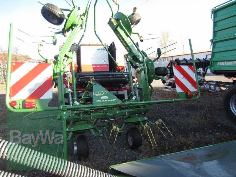 Kreiselheuer des Typs Krone KREISELZETTWENDER KW 6.02/6, Gebrauchtmaschine in Großweitzschen  (Bild 3)