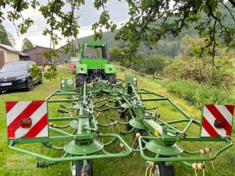 Kreiselheuer des Typs Krone KW 11.02/10, Gebrauchtmaschine in Tuningen (Bild 1)