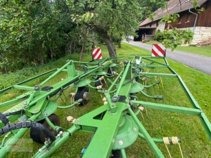 Kreiselheuer des Typs Krone KW 11.02/10, Gebrauchtmaschine in Tuningen (Bild 7)