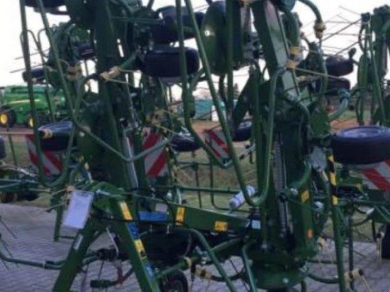 Kreiselheuer des Typs Krone KW 11.22/10 Kreiselheuer - top gepflegt - 11m AB Dreipunktanbau, Gebrauchtmaschine in Amerbach (Bild 1)