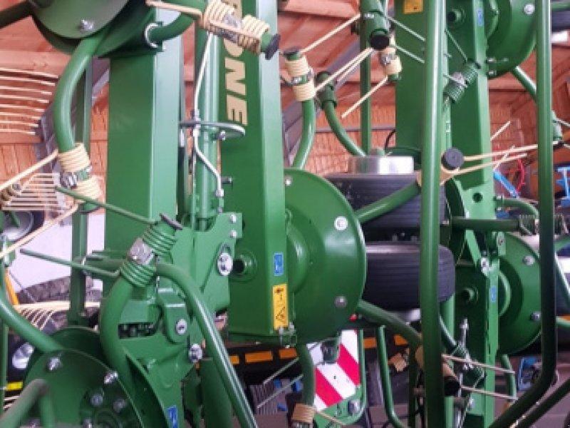 Kreiselheuer des Typs Krone KW 11.22/10 Kreiselheuer - top gepflegt - 11m AB Dreipunktanbau, Gebrauchtmaschine in Amerbach (Bild 4)