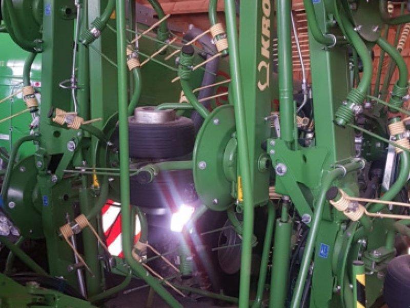Kreiselheuer des Typs Krone KW 11.22/10 Kreiselheuer - top gepflegt - 11m AB Dreipunktanbau, Gebrauchtmaschine in Amerbach (Bild 8)