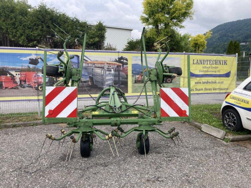 Kreiselheuer des Typs Krone KW 4.65/4, Gebrauchtmaschine in Villach (Bild 1)
