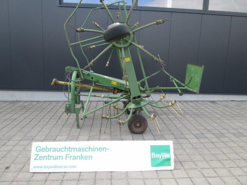 Kreiselheuer des Typs Krone KW 5.50/4x7, Gebrauchtmaschine in Wülfershausen an der Saale (Bild 1)