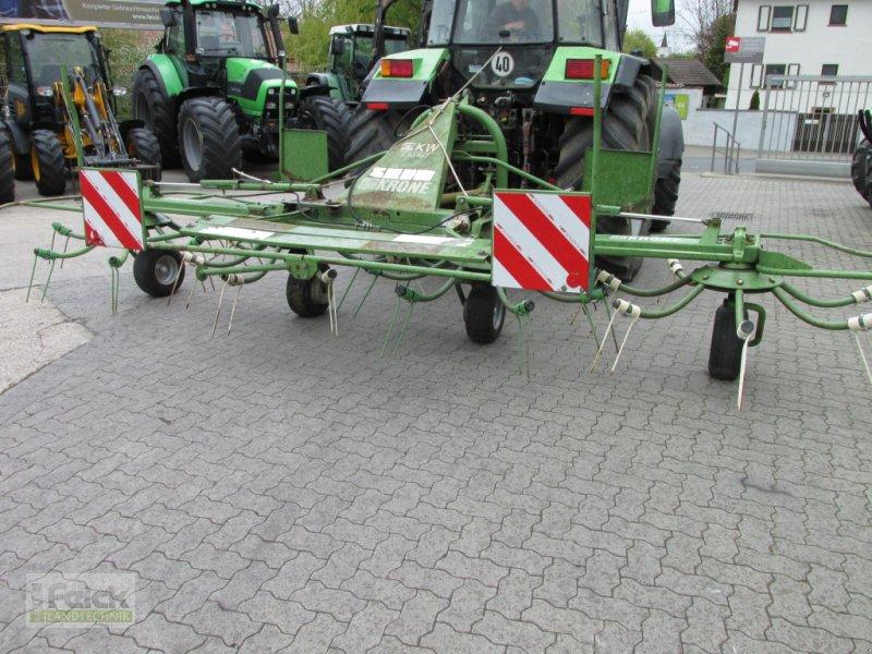 Kreiselheuer des Typs Krone KW 5.50/4x7, Gebrauchtmaschine in Reinheim (Bild 1)
