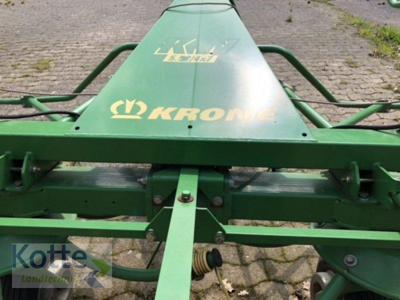 Kreiselheuer des Typs Krone KW 5.52/4x7, Gebrauchtmaschine in Rieste (Bild 4)