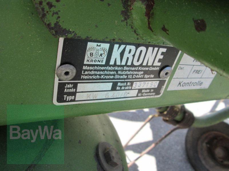 Kreiselheuer des Typs Krone KW  640/6, Gebrauchtmaschine in Furth im Wald (Bild 4)
