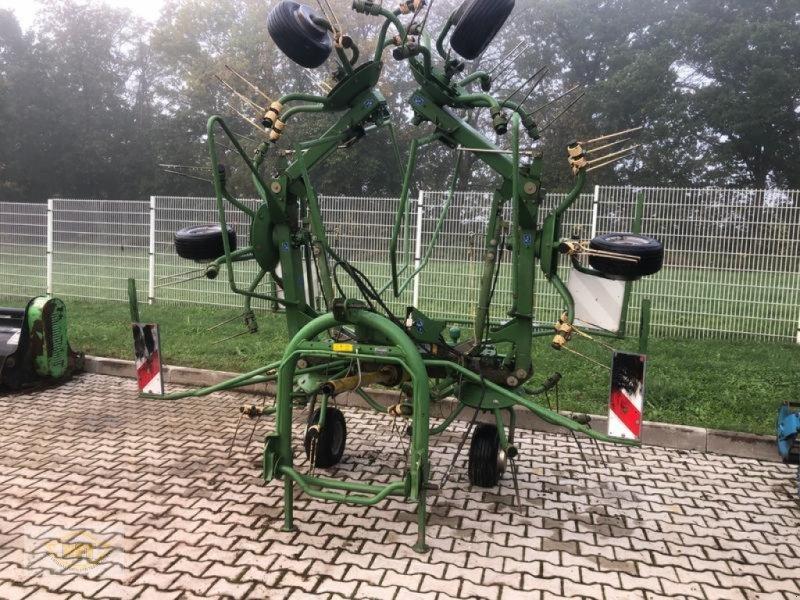 Kreiselheuer des Typs Krone KW 6.70/6, Gebrauchtmaschine in Waldkappel (Bild 1)