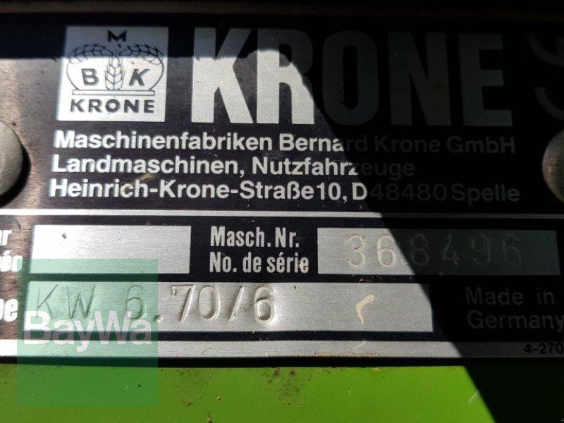 Kreiselheuer des Typs Krone KW 6.70/6, Gebrauchtmaschine in Bamberg (Bild 5)