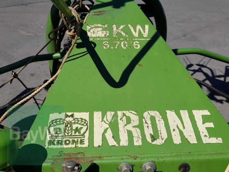 Kreiselheuer des Typs Krone KW 6.70/6, Gebrauchtmaschine in Bamberg (Bild 7)