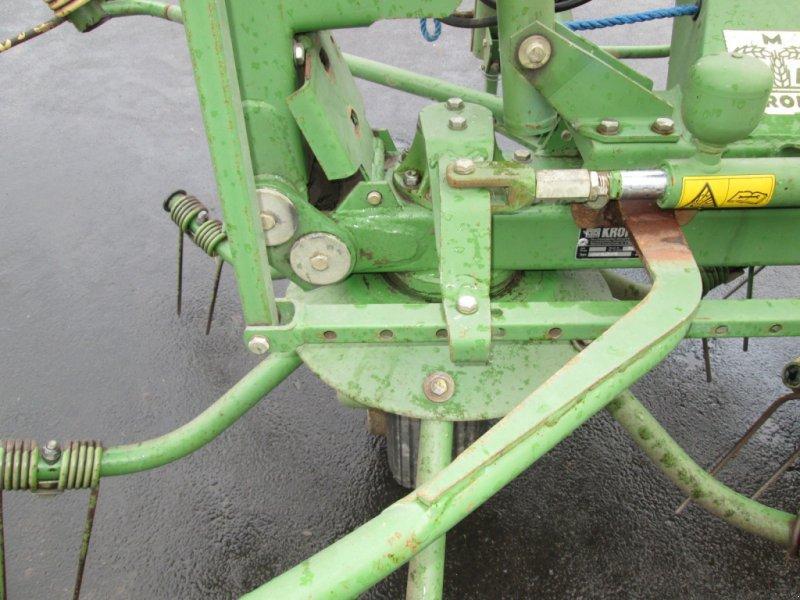 Kreiselheuer des Typs Krone KW 6.70/6, Gebrauchtmaschine in Wülfershausen an der Saale (Bild 8)