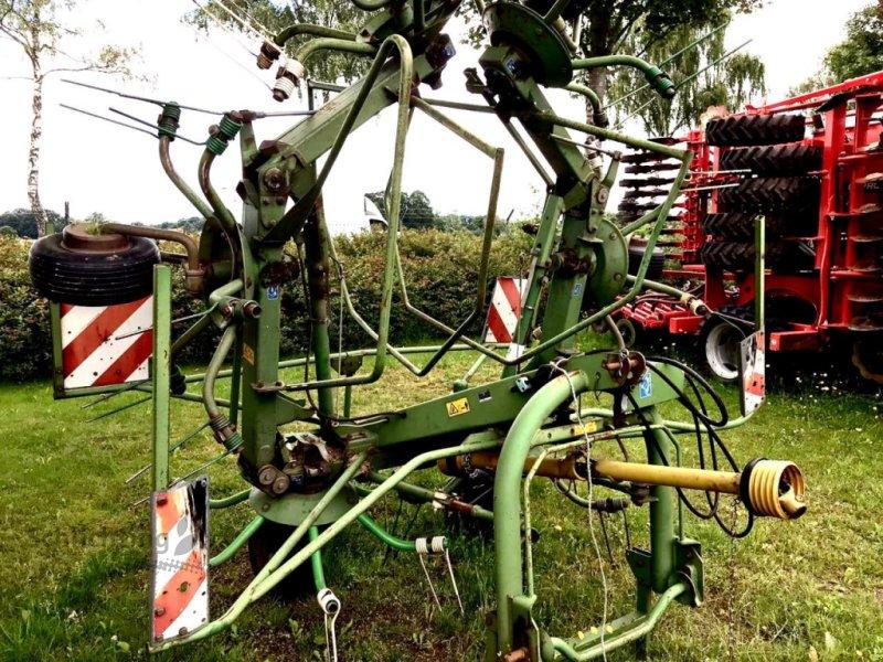Kreiselheuer типа Krone KW 6.70/6, Gebrauchtmaschine в Soltau (Фотография 1)