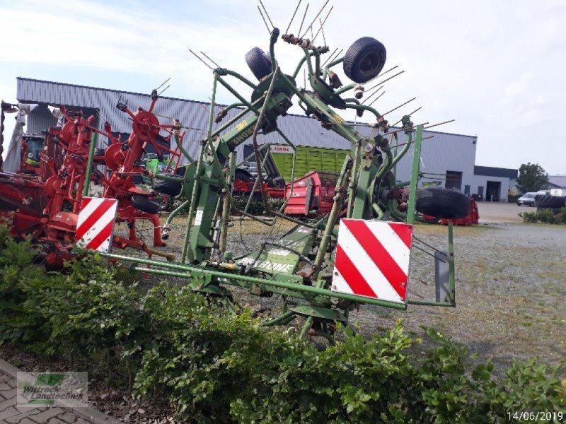 Kreiselheuer типа Krone KW 6.70/6, Gebrauchtmaschine в Georgsheil (Фотография 1)