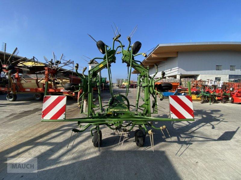 Kreiselheuer des Typs Krone KW 6.70/6, Gebrauchtmaschine in Burgkirchen (Bild 1)