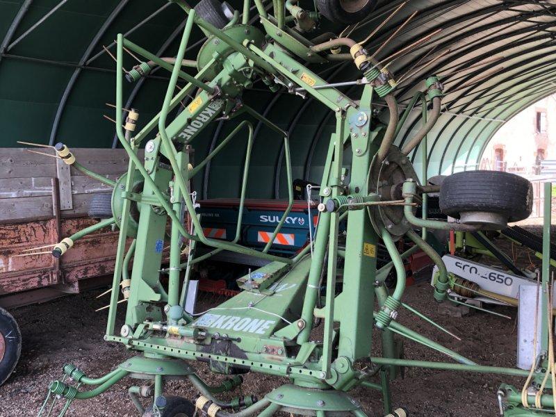 Kreiselheuer типа Krone KW 6.70, Gebrauchtmaschine в Moulins (Фотография 1)