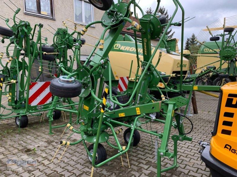 Kreiselheuer des Typs Krone KW 6.72/6, Neumaschine in Massing (Bild 1)