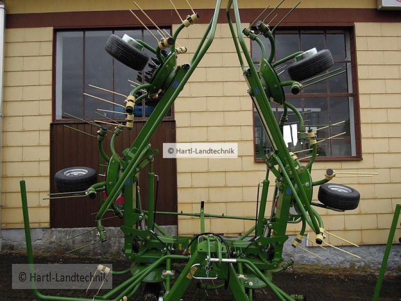 Kreiselheuer des Typs Krone KW 6.72/6, Neumaschine in Ortenburg (Bild 1)
